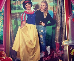 little mix, perrie edwards, and snow white image