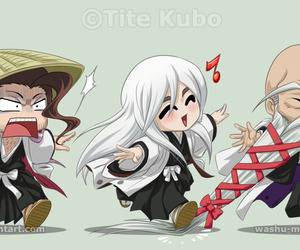 bleach, anime, and chibi image