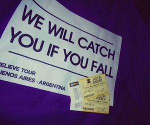 believe tour argentina image