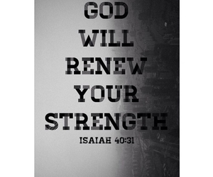 strength and bible verses image