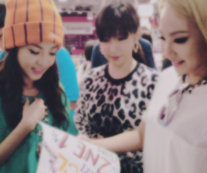 2ne1, icons, and icons kpop image