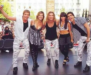teen angels, lali esposito, and nico riera image
