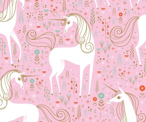 pink and unicorn image