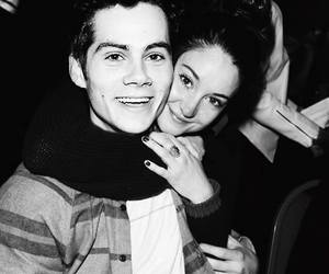 dylan o'brien, Shailene Woodley, and teen wolf image