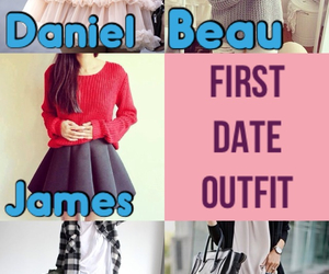 beau, daniel, and outfit image