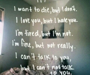 bipolar, quote, and text image