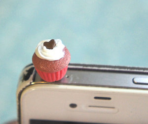 cupcake, food, and miniature image
