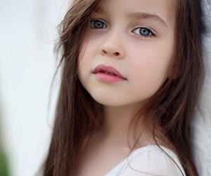 girl, adorable, and beauty image