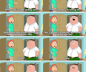family guy, racist, and text image