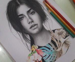 drawing, art, and beautiful image