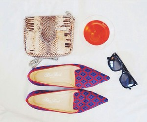ballerinas, colors, and glasses image