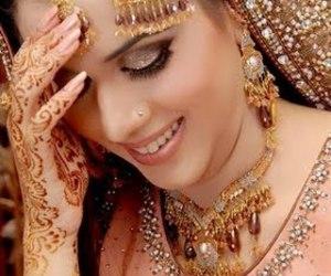 bride, india, and indian bride image
