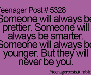 pretty, teenager post, and smarter image