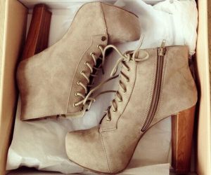 beautiful, boots, and fashion image