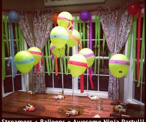 awesome, balloons, and diy image