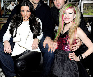 Avril, brody, and keeping up with the kardashians image