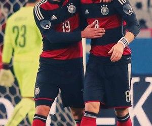 germany, mesut Özil, and mario gotze image