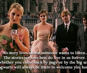 hermione, hogwarts, and fantasy image