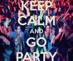 party everywhere, be happy, and time party image