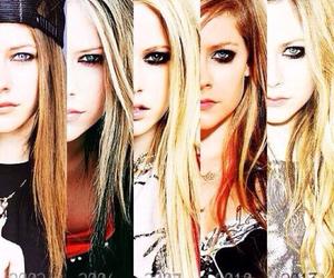 Avril Lavigne, Avril, and rock image