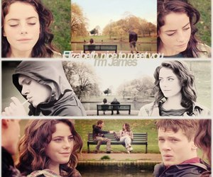 cook, Effy, and skins image
