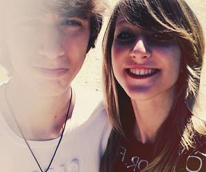 boyfriend, smile, and favij image