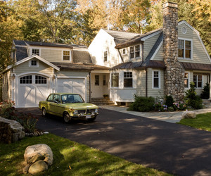 architecture, backyard, and frontyard image