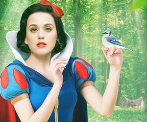 bird, disney, and princess image