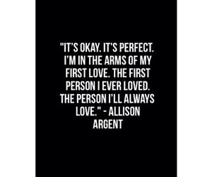 teen wolf, argent, and quote image