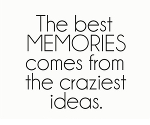 memories, quotes, and crazy image