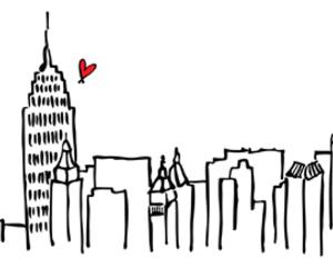 new york love, love, and gfjkg image