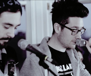 bastille, dan, and kyle image