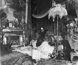 decor, home decor, and sarah bernhardt image
