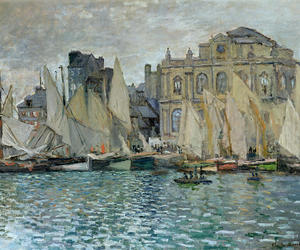 france, paintings, and monet image
