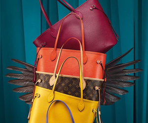 bags, fashion, and collection image