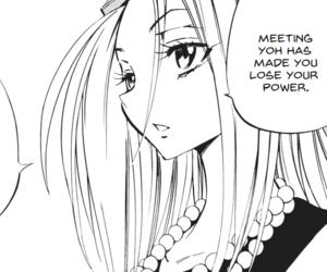 anime, manga, and shaman king image