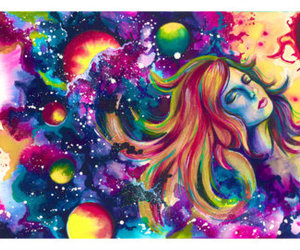 Across the Universe, art, and artwork image