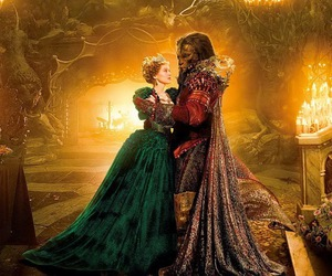 beauty and the beast and la belle et la bete image