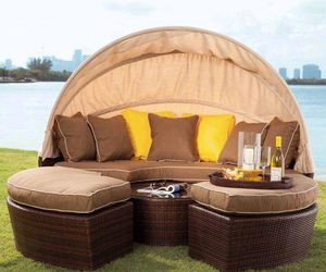 design, outdoor furniture, and home decor image