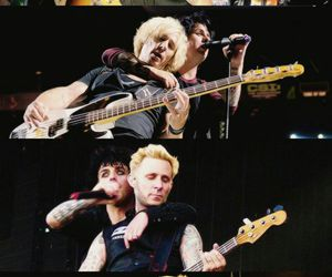 mike dirnt and green day image