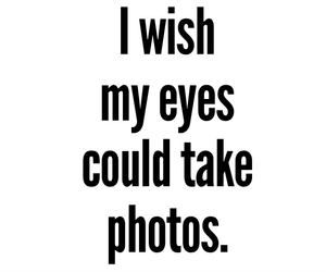 eyes, photos, and quote image