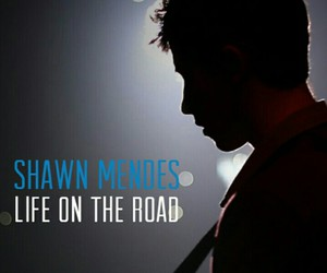 shawn mendes, boy, and shadow image