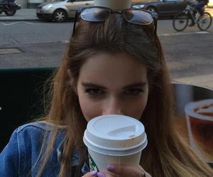 coffee, starbucks, and joanna kuchta image
