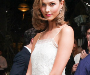 fashion and Karlie Kloss image