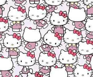 hello kitty, wallpaper, and background image