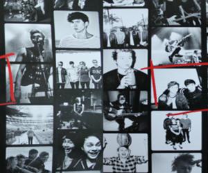 luke hemmings, 5sos, and michael clifford image