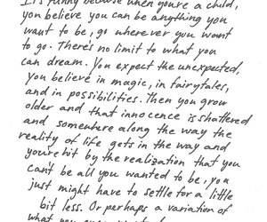 quotes, child, and life image