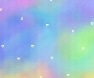 background, galaxy, and heart image
