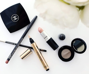 chanel, mac, and beauty image