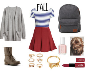 fall, outfits, and fall outfit image
